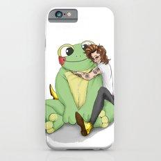 Harry's Frog Plushie iPhone 6 Slim Case