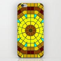 Glass Kaleidoscope iPhone & iPod Skin
