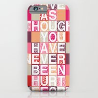 Love As Though iPhone 6 Slim Case