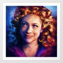 River Song Art Print