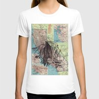 california T-shirts featuring California by Ursula Rodgers