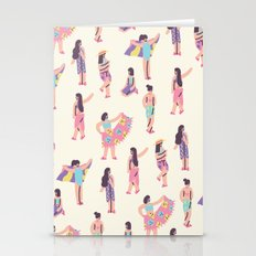 The Summer Girls Stationery Cards