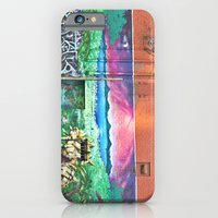 iPhone & iPod Case featuring woodwards art by LeoTheGreat