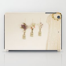 wild and lace iPad Case
