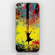 midnight symphony iPhone & iPod Skin