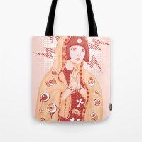 St. Kyary Tote Bag