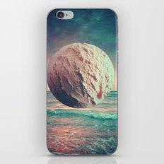 Iced Sun iPhone & iPod Skin