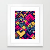 Alpha & Omega Framed Art Print