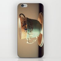 Tea Set iPhone & iPod Skin