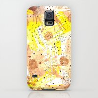 iPhone Cases featuring Dots and shapes by LauraBei