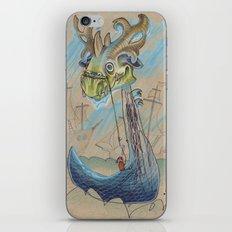 DRAGON BOAT iPhone & iPod Skin