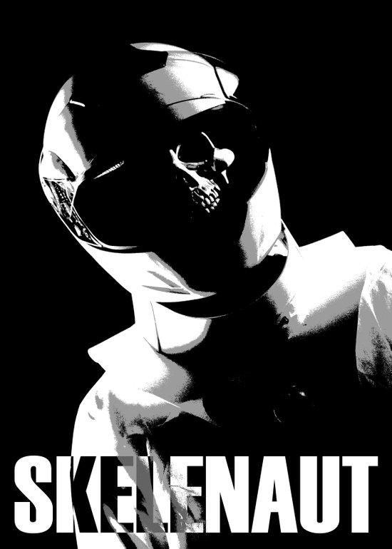 Skelenaut Logo Art Print