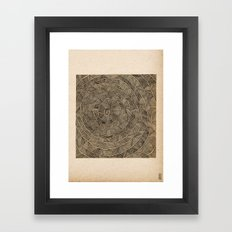 - bathyscaphe - Framed Art Print