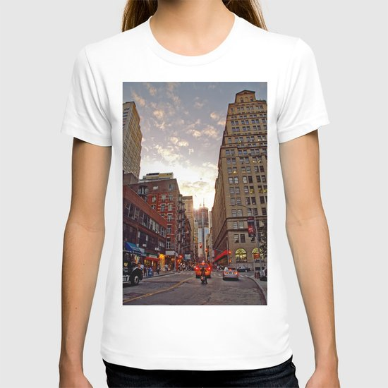 Up From Below T-shirt