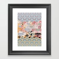 Diaspora 4 Framed Art Print