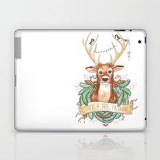 Deer Valentine Laptop & iPad Skin