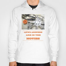 Life's Answers Are In Th… Hoody