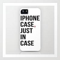 Iphone Case Art Print