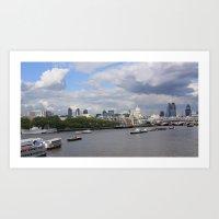 This Is London Art Print