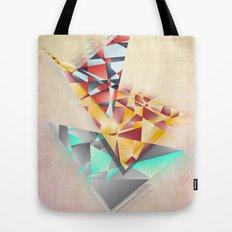 Triangle Rush! Tote Bag