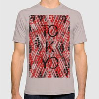 CAMO TOKYO Mens Fitted Tee Cinder SMALL
