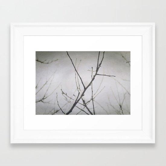 The Silent Dance Framed Art Print