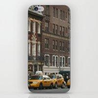 West 86th Street iPhone & iPod Skin