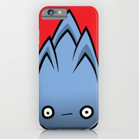 iPhone & iPod Case featuring Flammable by Mario Sayavedra