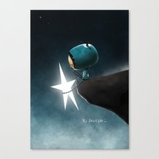 By starlight... Canvas Print