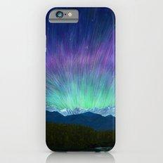 Arctic Aura - Painting Slim Case iPhone 6s