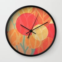 Spring Thing Wall Clock