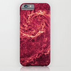 Whirlpool Galaxy in Infrared iPhone 6 Slim Case