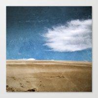 Le périple du nuage Canvas Print