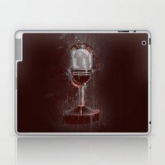 DARK MICROPHONE Laptop & iPad Skin