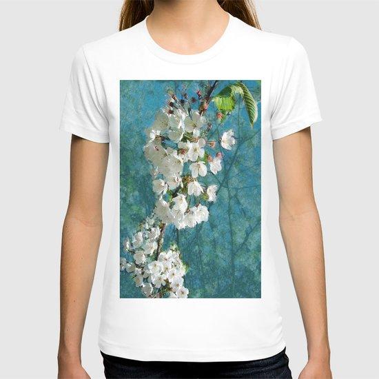Blossom Textured T-shirt