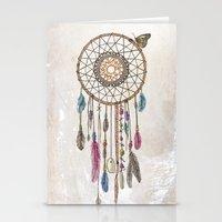 Lakota (Dream Catcher) Stationery Cards