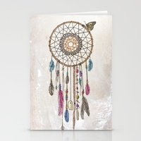 Lakota (Dream Catcher) Stationery Cards