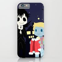 The Nightmare Before She… iPhone 6 Slim Case