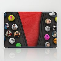 Badges iPad Case