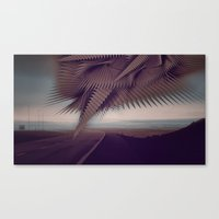 The Road to Somewhere Canvas Print
