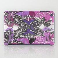 Rosen leafs  iPad Case