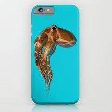 Giraffe-to-pus iPhone 6 Slim Case