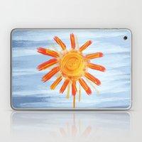 Sunshine Painting Laptop & iPad Skin