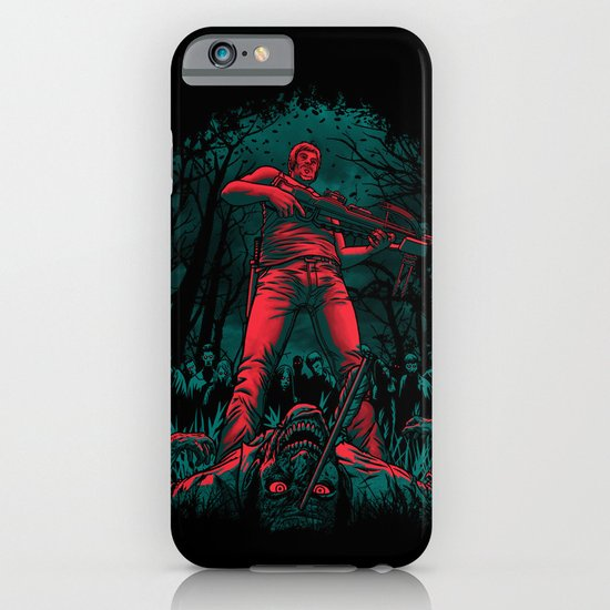 Hunter iPhone & iPod Case