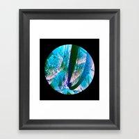 in_k Framed Art Print