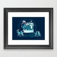 Exposed! Framed Art Print
