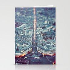 Paris, City Of Lights. Stationery Cards