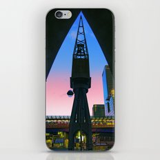 Crane Docklands London iPhone & iPod Skin