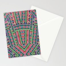 watermelon tribe Stationery Cards