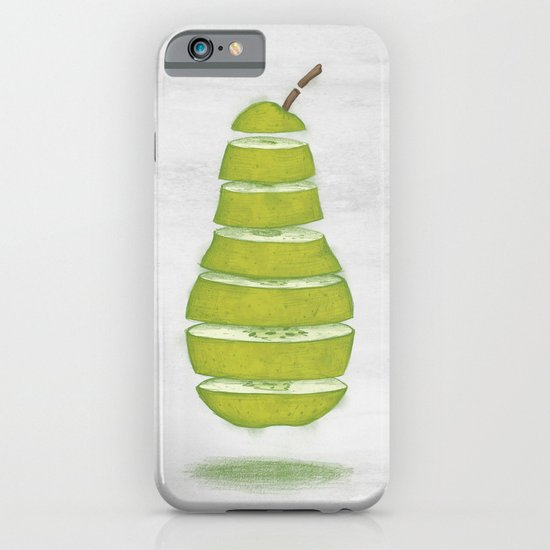 A Pear Apart iPhone & iPod Case